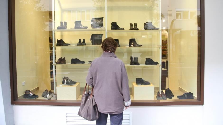 Podgorica šetnja centar izlog prodaja kupovina