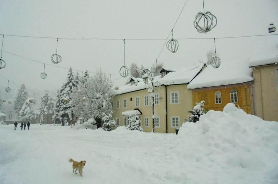 Cetinje pod snijegom 4