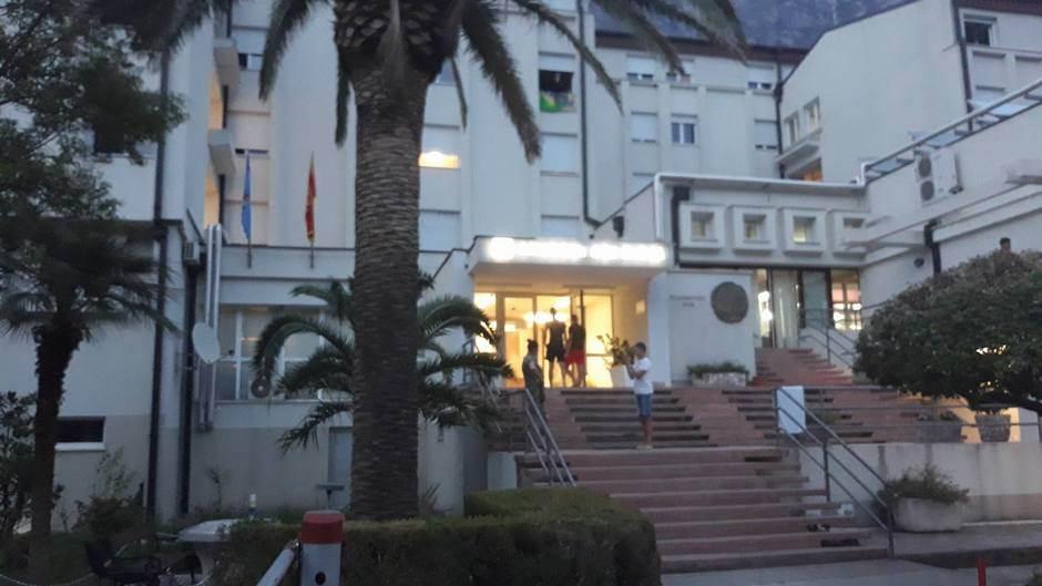 Studentski dom u Kotoru.
