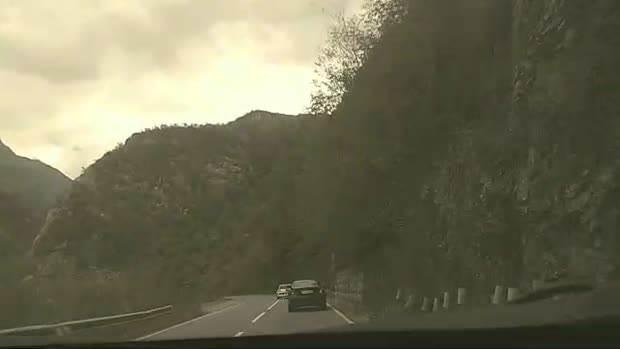 Vožnja kroz kanjon Morače