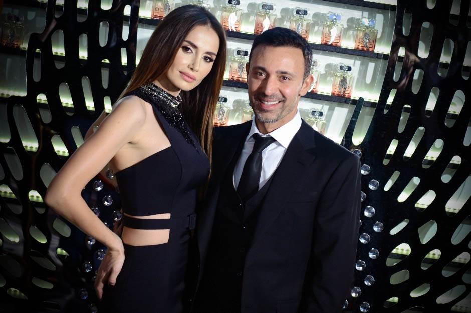 Emina Jahović i Mustafa Sandal