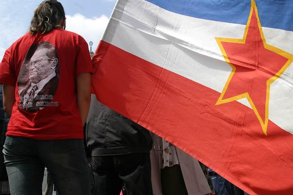 sfrj tito jugoslavija bivša juga jugosloveni