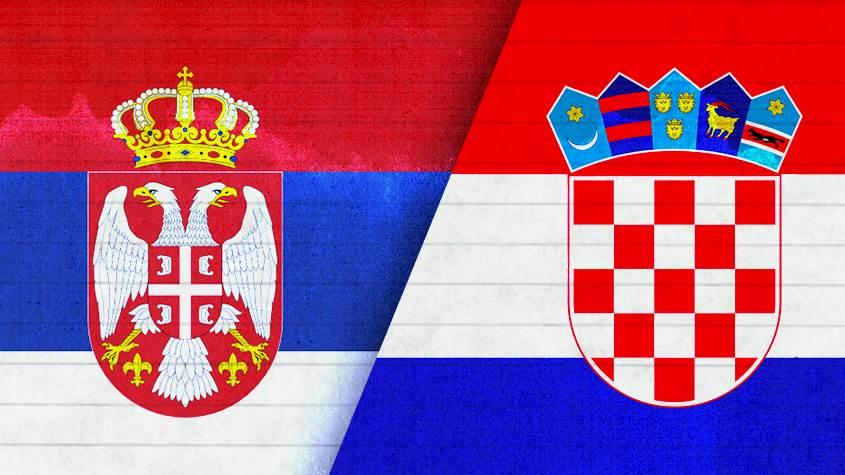Srbija, Hrvatska, Srbija i Hrvatska