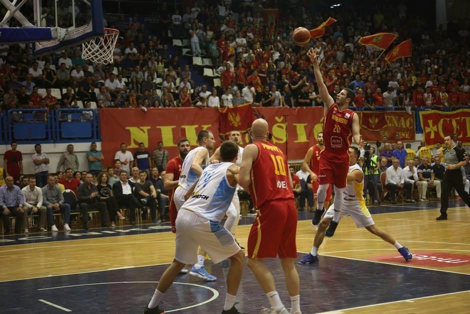 crveni košarkaši kosarkasi Ivanović