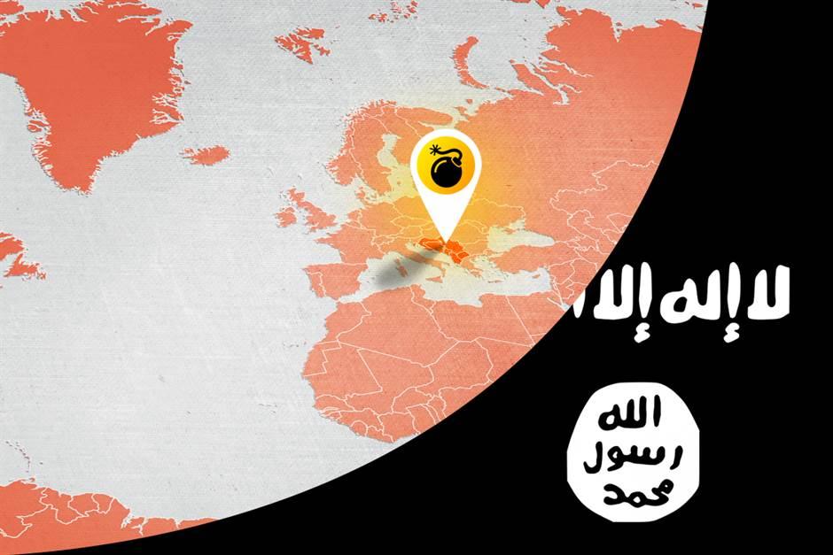 isis balkan srbija džihadisti