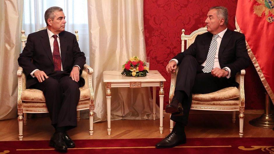 Đukanović i Barbosa
