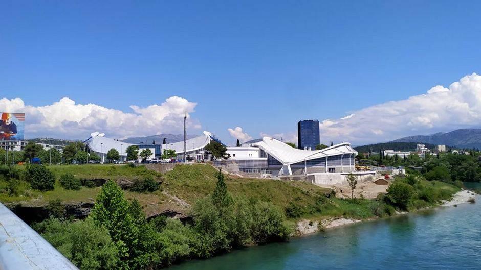Vremenska prognoza, sunčano, sunce, Sportski centra Morača