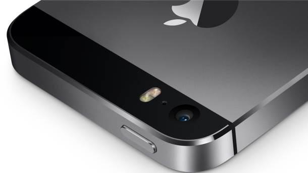 iPhone 5S kamera.
