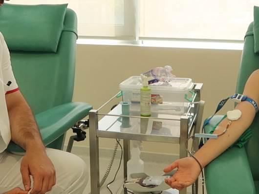 davanje krvi, krv, bolnica