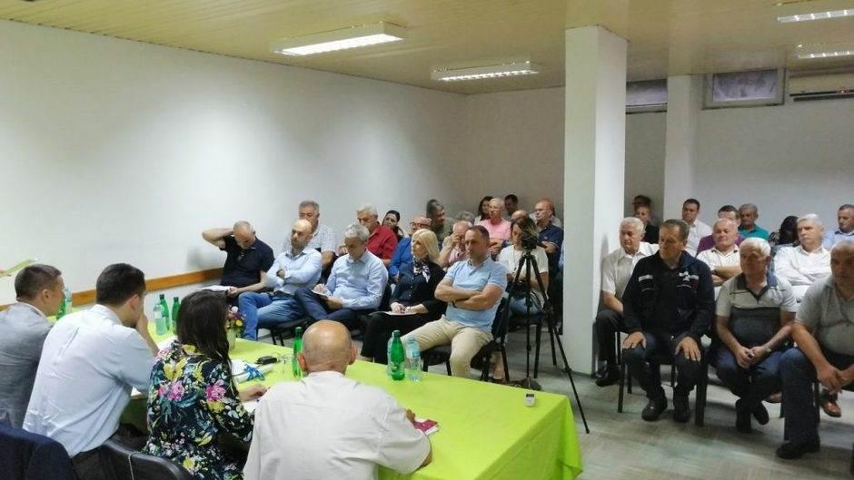 Ivan Vuković,  Izgradnja podvožnjaka prema Starom Aerodromu i rekonstrukcija Jusovače