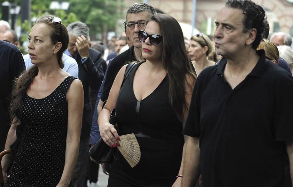 katarina rebrača, advokat dragoslav miša ognjanović, sahrana