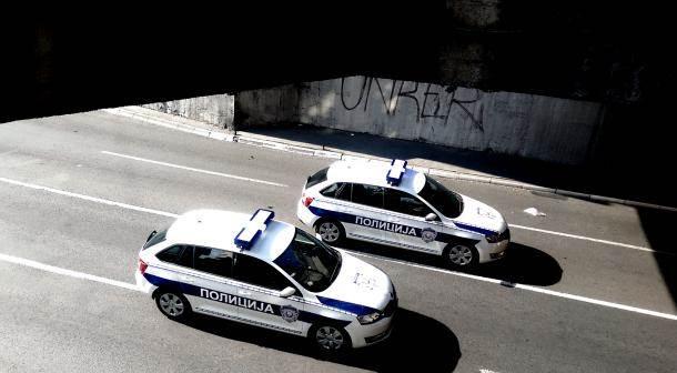 policija policajci mup hapšenje potera jurnjava akcija