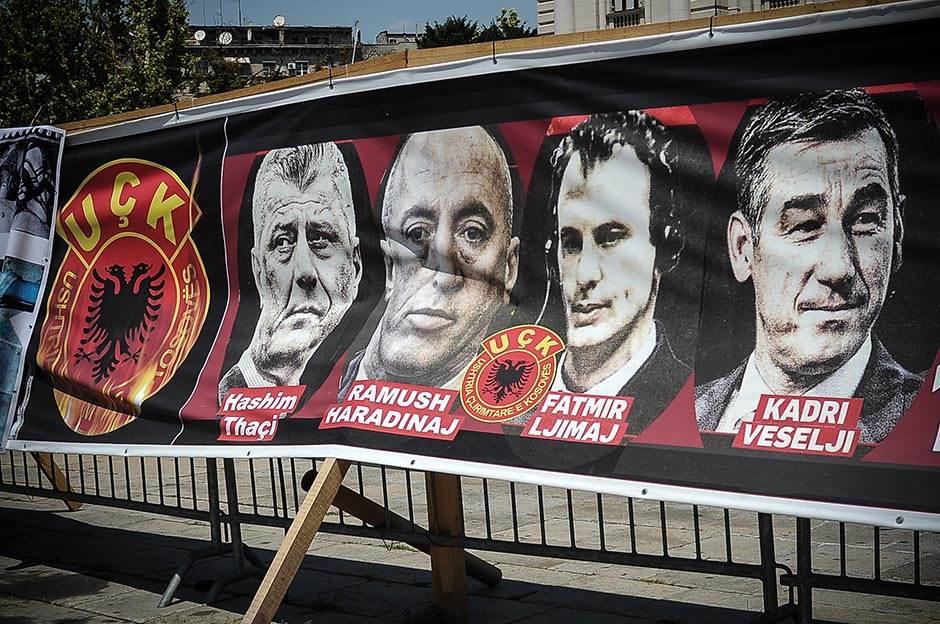 učk uck,ovk, teroristi, albanci, albanac, šiptar, kosovo, albanija