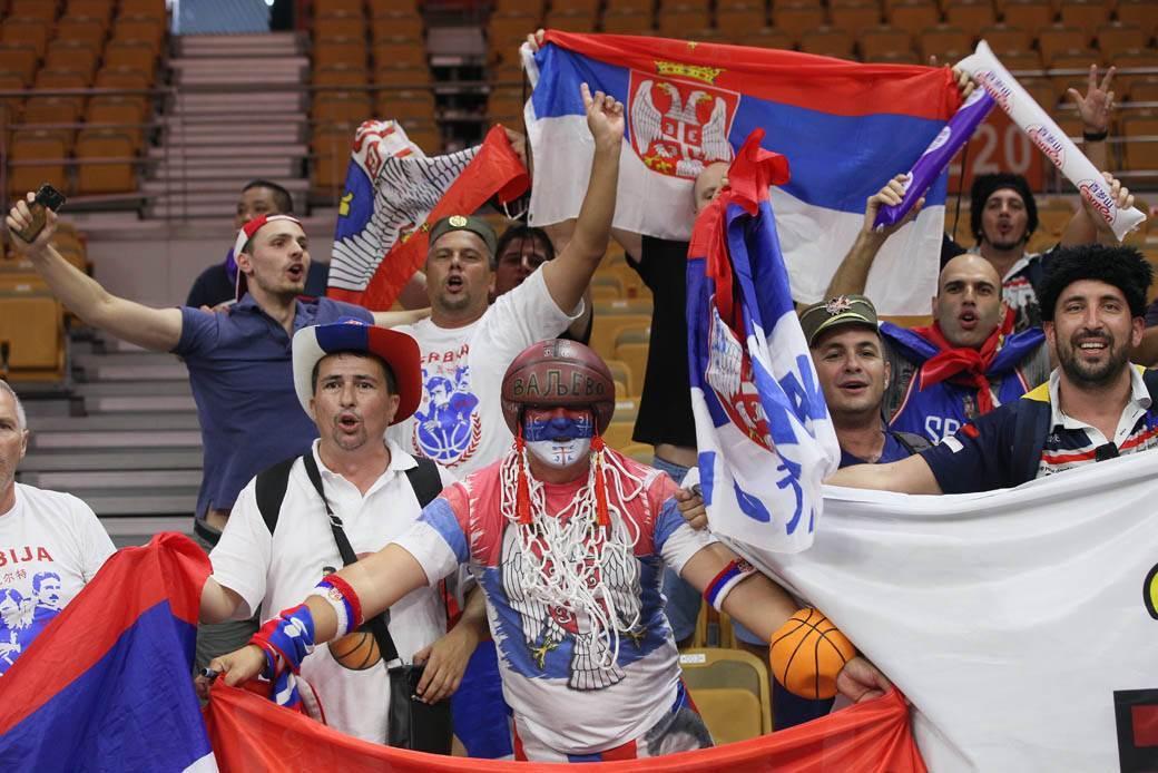 Srbija, Portoriko, Mundobasket 2019