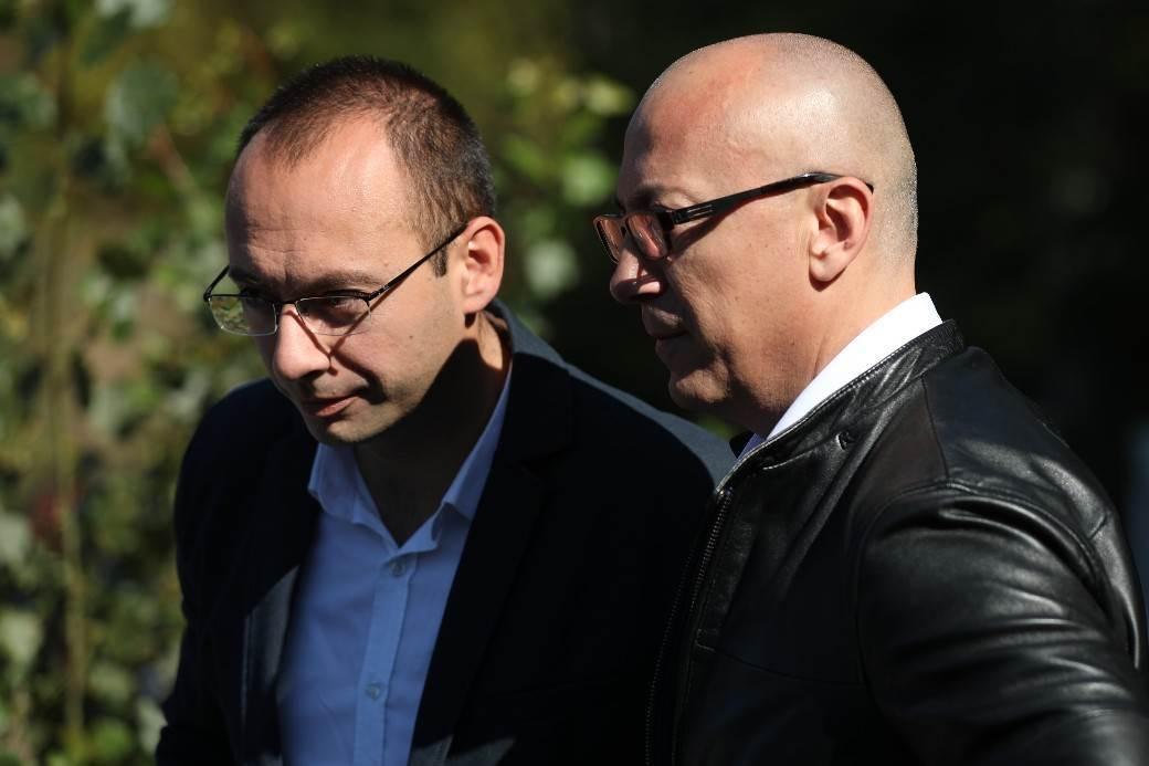 Goran Rakić, Igor Simić