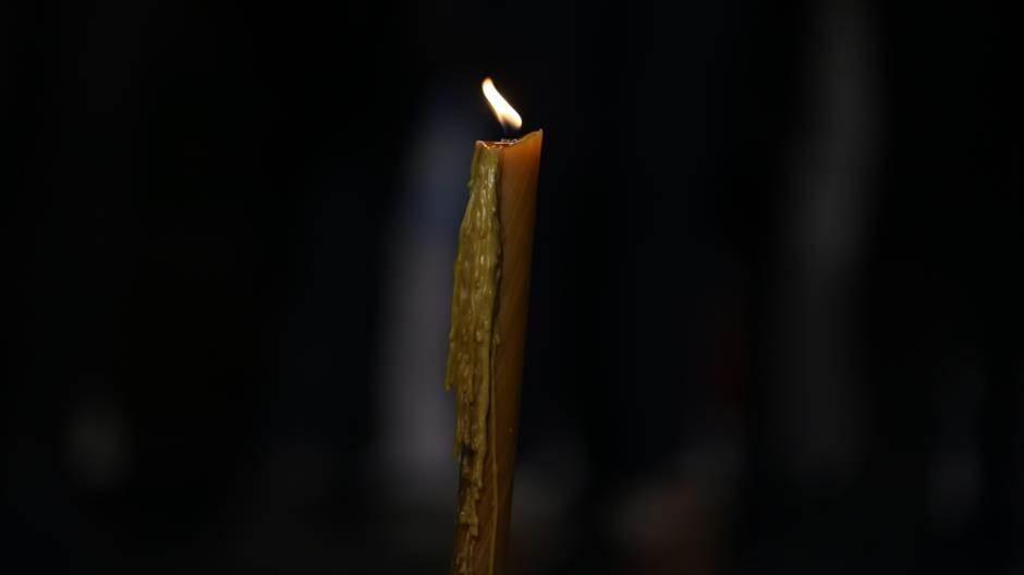 svijeća, pravda za davida, RIP, in memoriam
