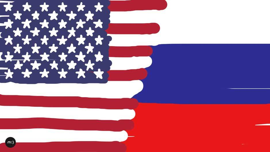 Usa-Rusija