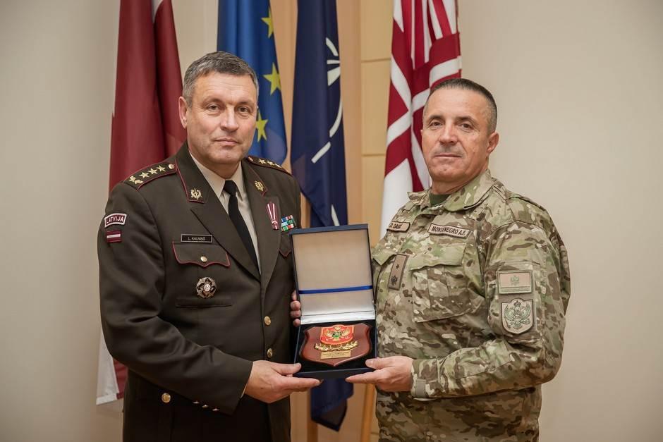 Ministarstvo odbrane Crne Gore