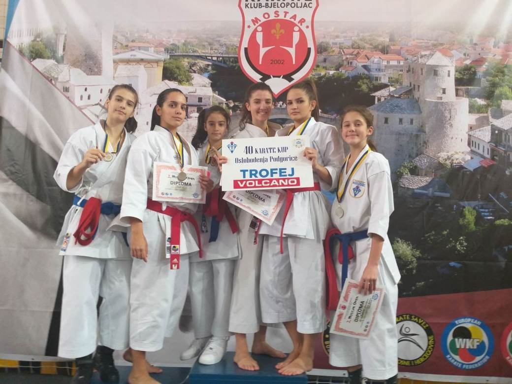 Karate klub Budućnost