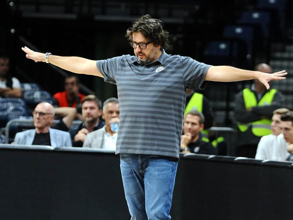 Andrea Trinkijeri Partizan