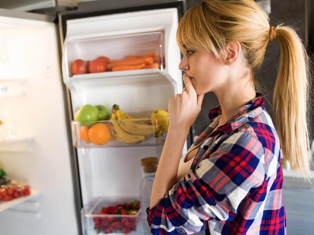 hrana, ishrana, frižider