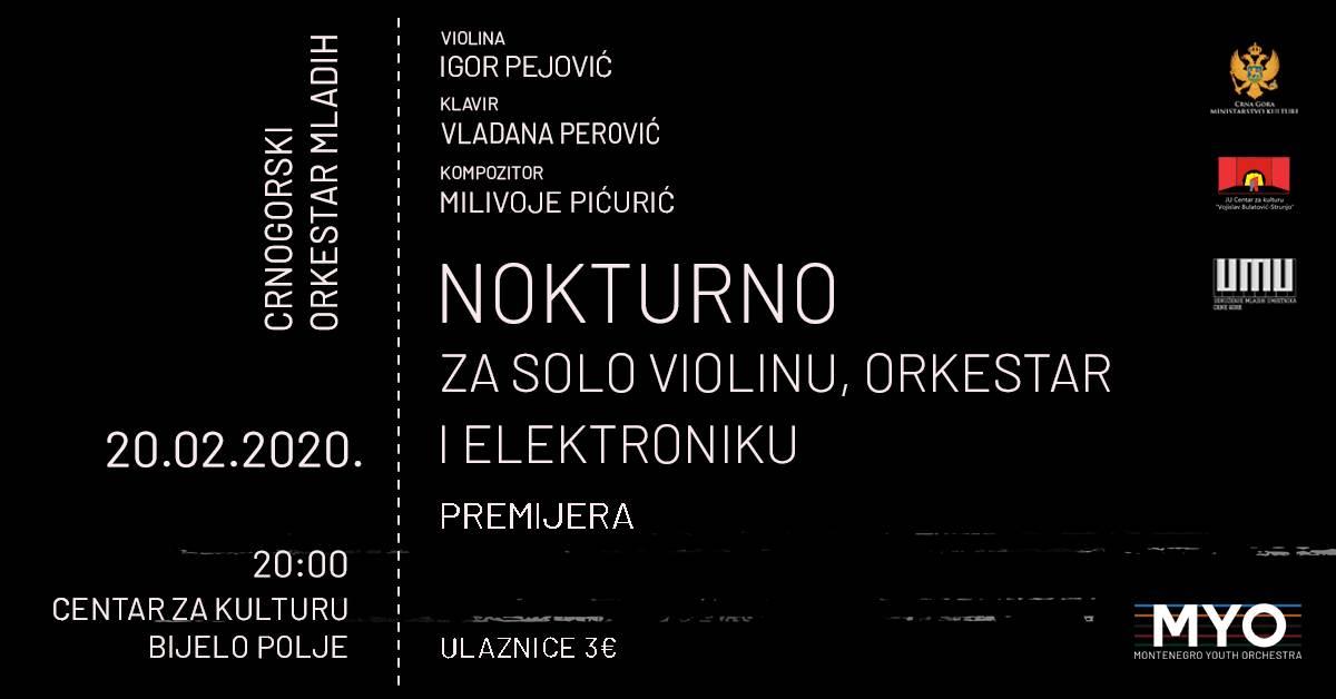 koncert, COM