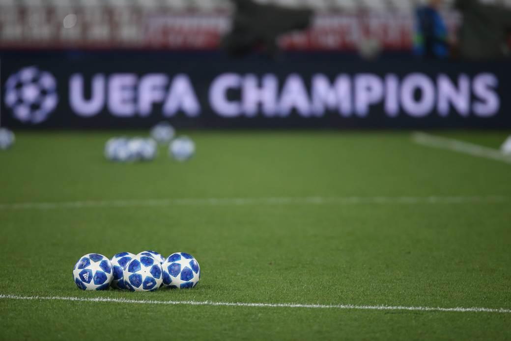 liga šampiona, uefa, lopte, fudbal, fudbalska lopta, lopta