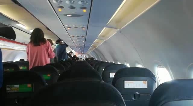 Avion putnici (INFO)