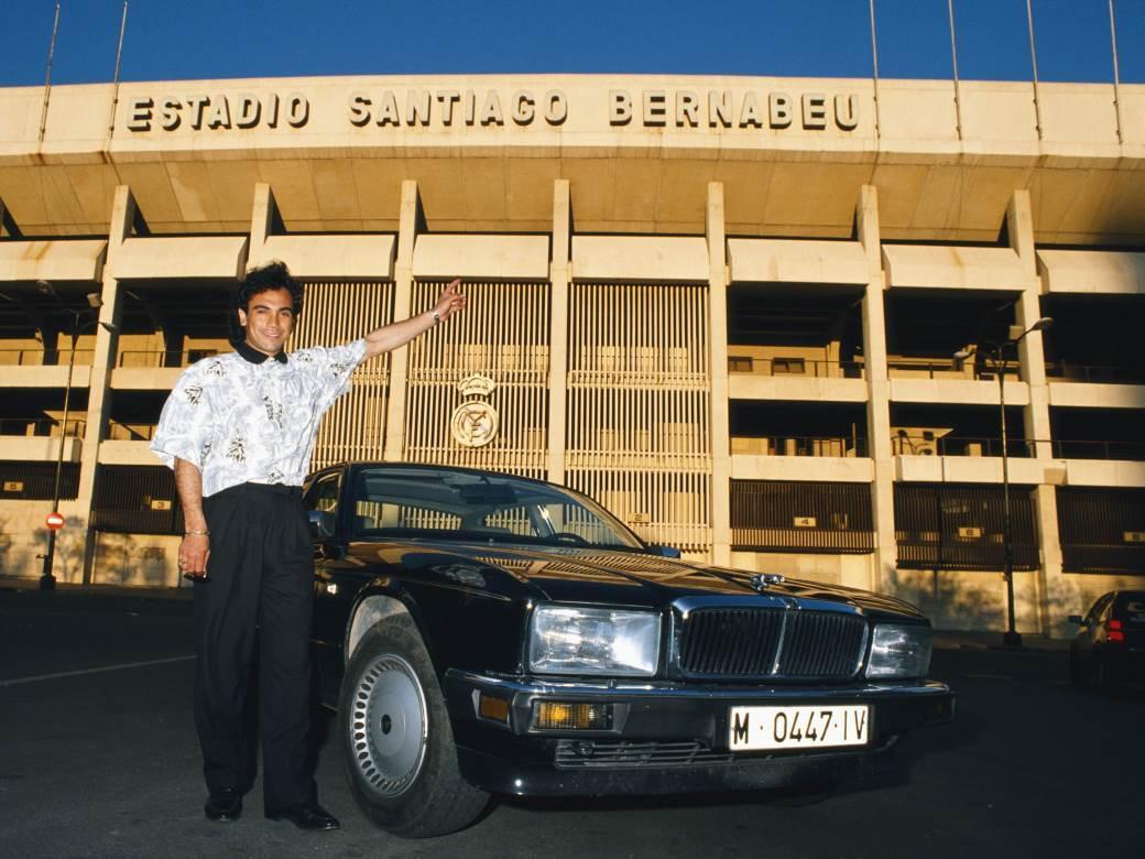 Hugo Sančez Real Madrid