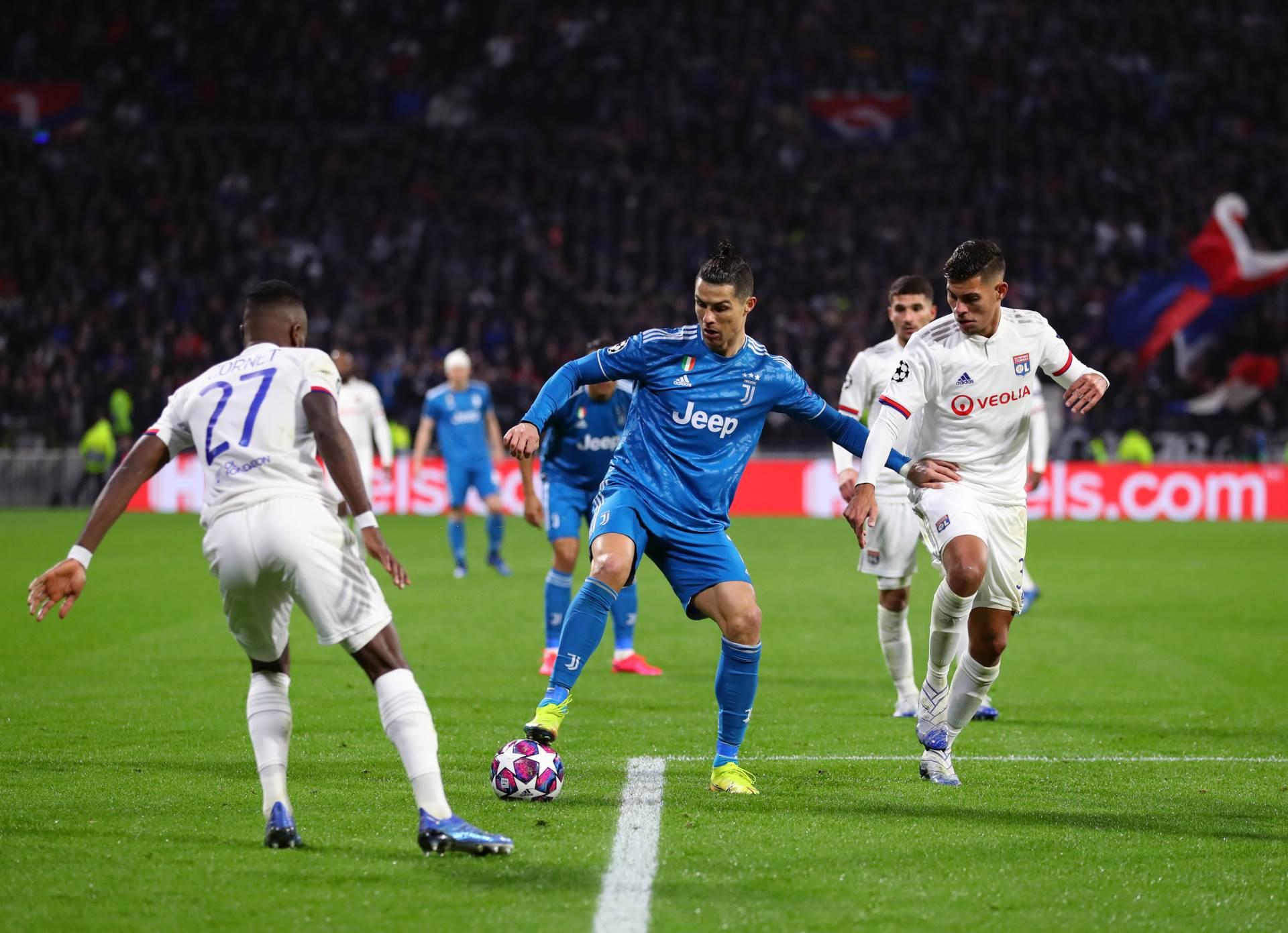 Kristijano Ronaldo, Juventus, Lion