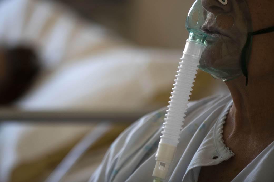 respirator bolnica pacijent koronavirus korona virus