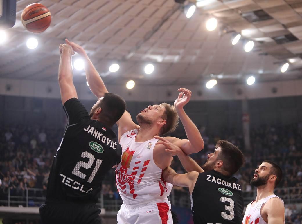 Derbi košarka finale Kupa Radivoja Koraća 2020