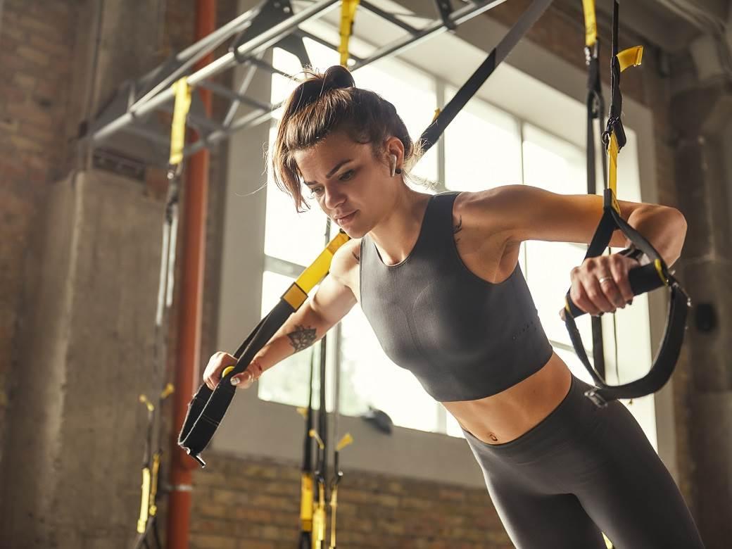 vežbanje, trening, mršavljenje