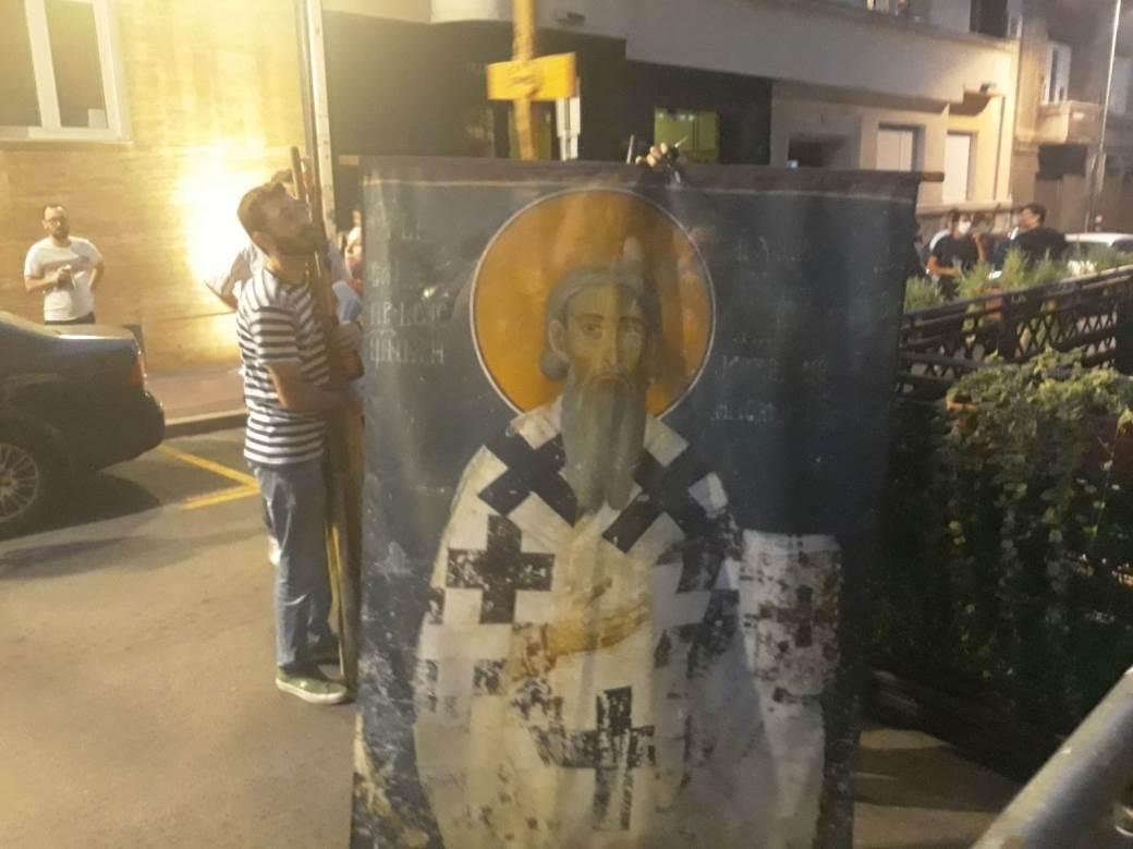 svetac sveti sava protest
