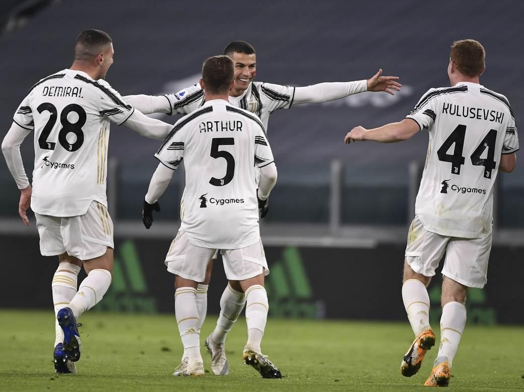 Juventus, Kristijano Ronaldo