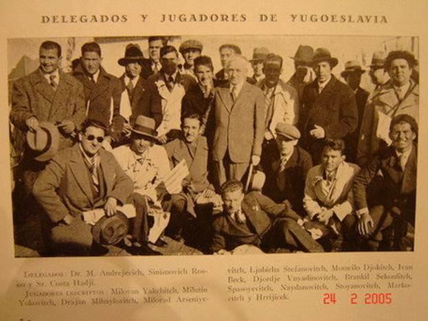 Delegacija Jugoslavije u Montevideu