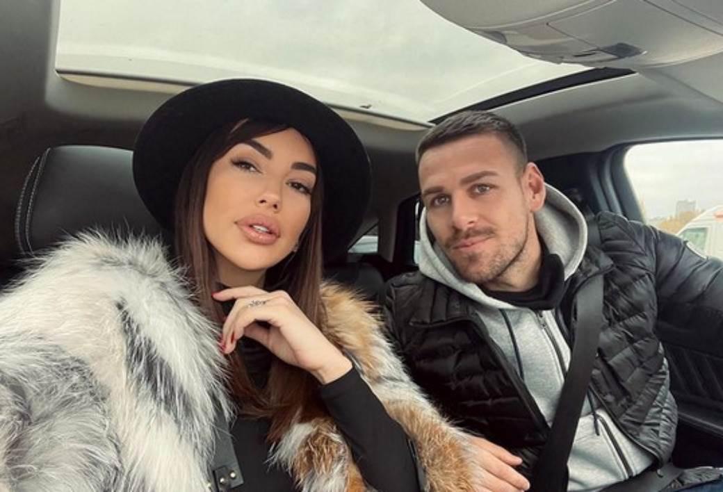 Katarina Grujić i Marko Gobeljić venčanje