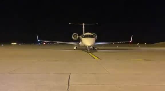 Na podgorički aerodrom sletio avion sa vakcinama