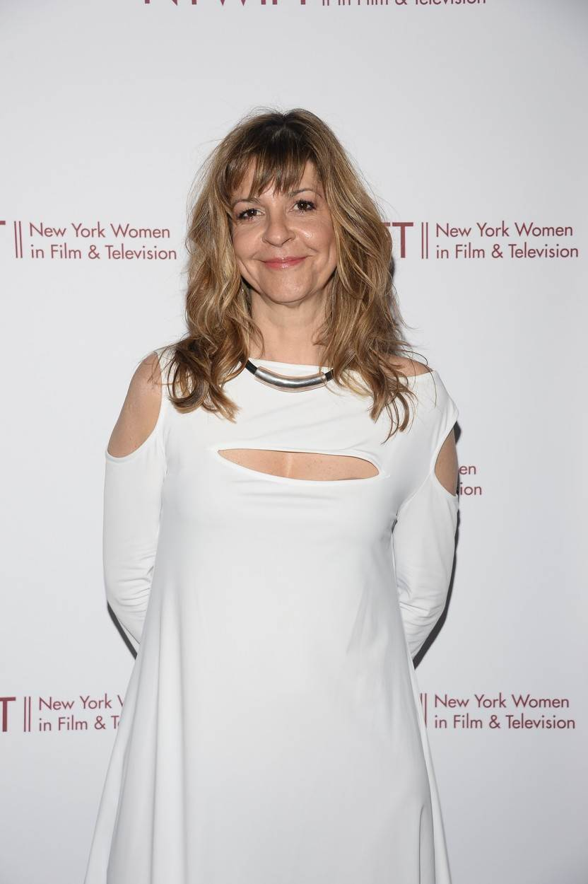 Anita Lausevic;New York Women in Film & Television 19th Annual Designing Women Awards Gala;Awards;Stage 48;at arrivals;Red Carpet