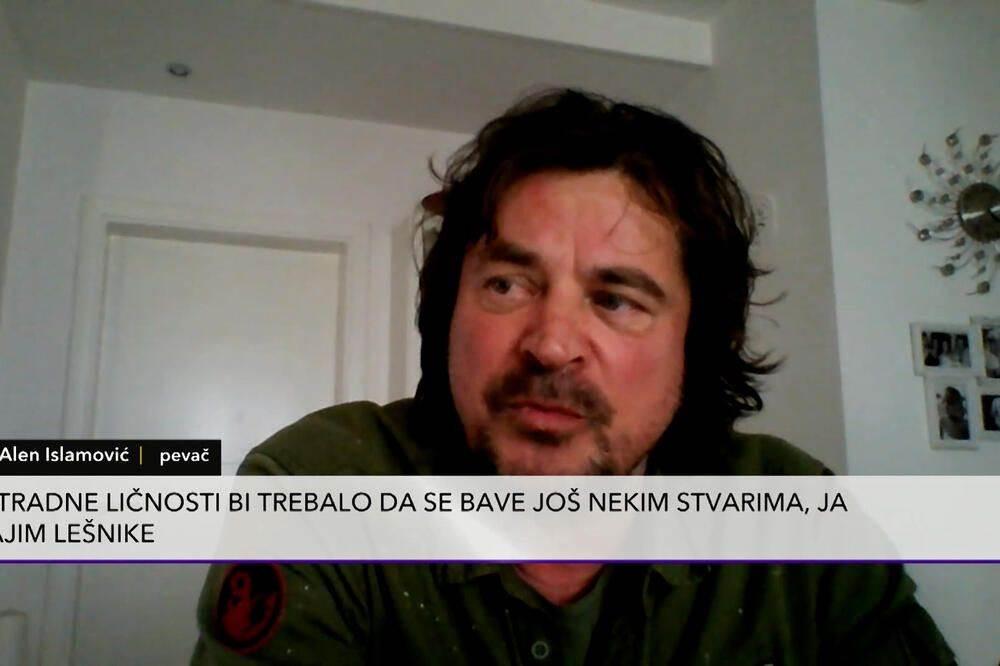 Alen Islamović