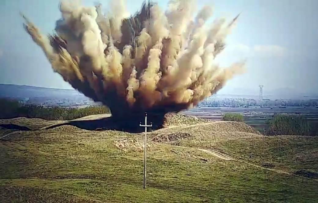 bomba, ekslozija