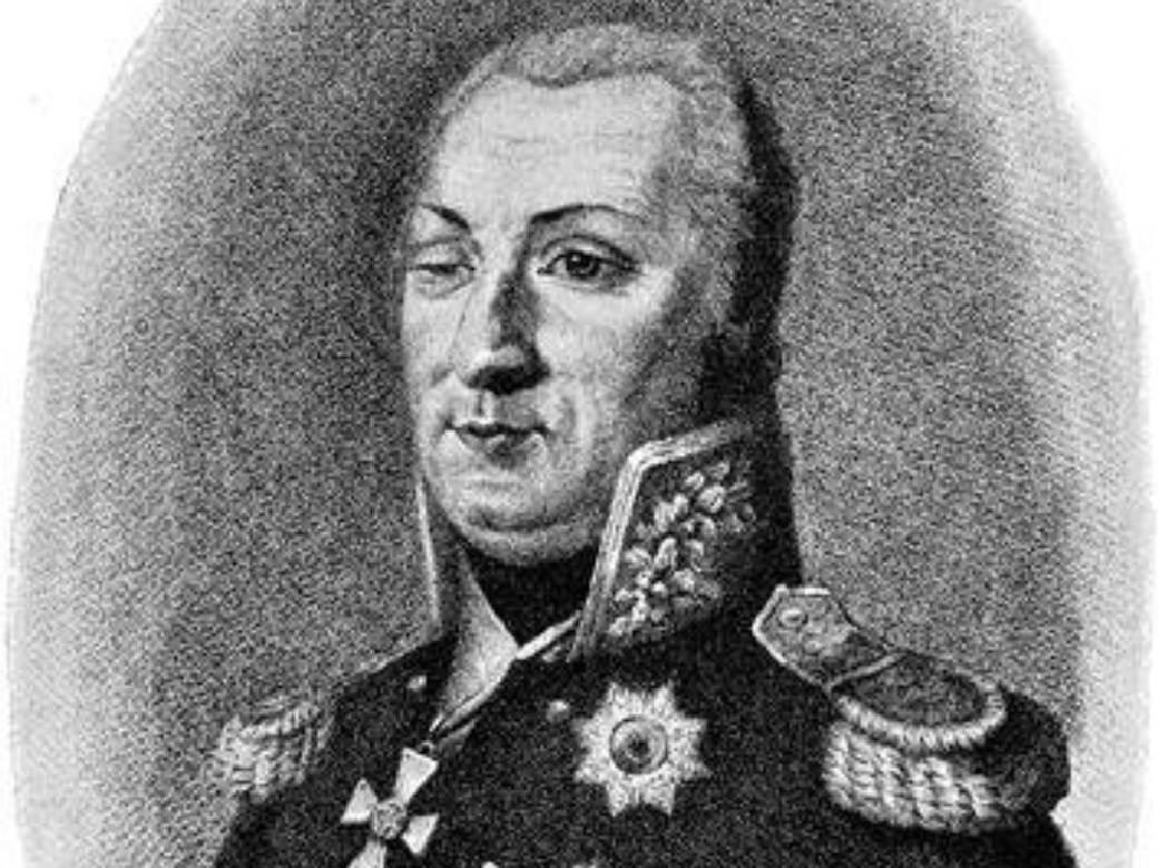 Mihail Ilarionovič Kutuzov