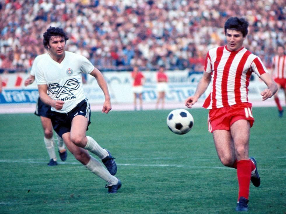 fudbal, partizan, crvena zvezda, jusuf hatunić, zoran filipović