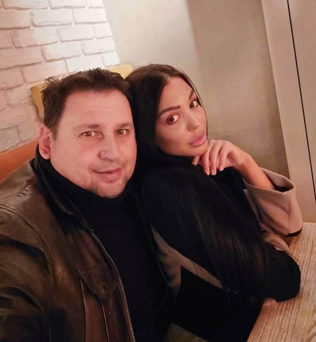 Radomir Marinković Taki i Maja Marinković