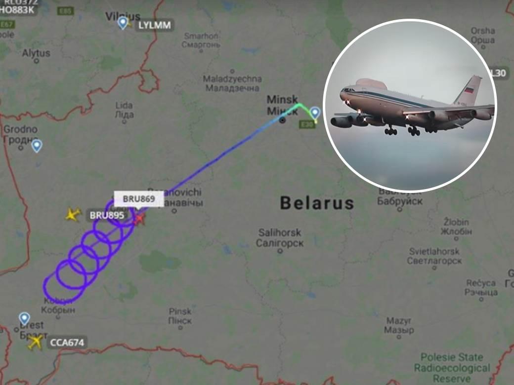 belorusija,-avion