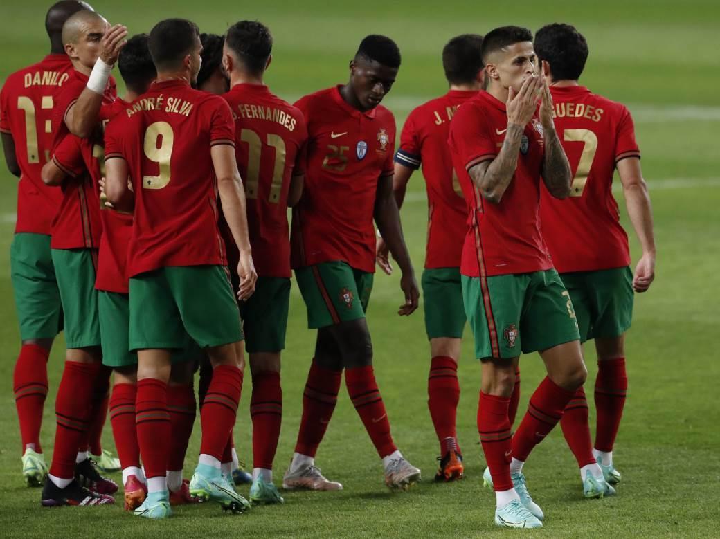 Reprezentacija Portugala.