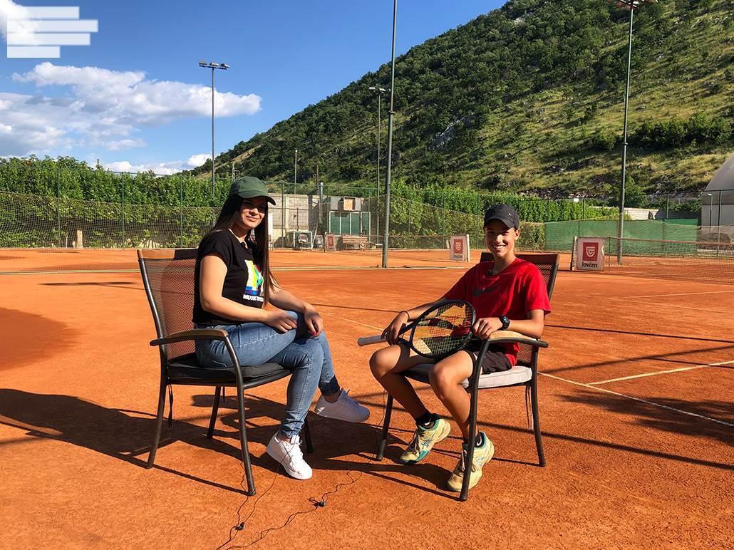 iva teniserka tenis