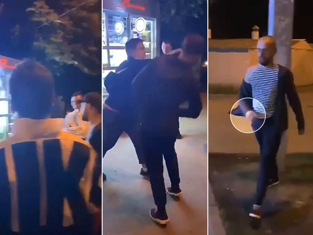 ulična tuča