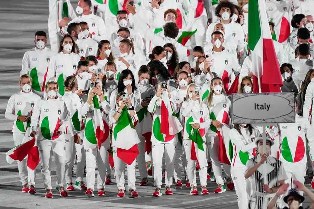 Otvaranje, olimpijskih igara