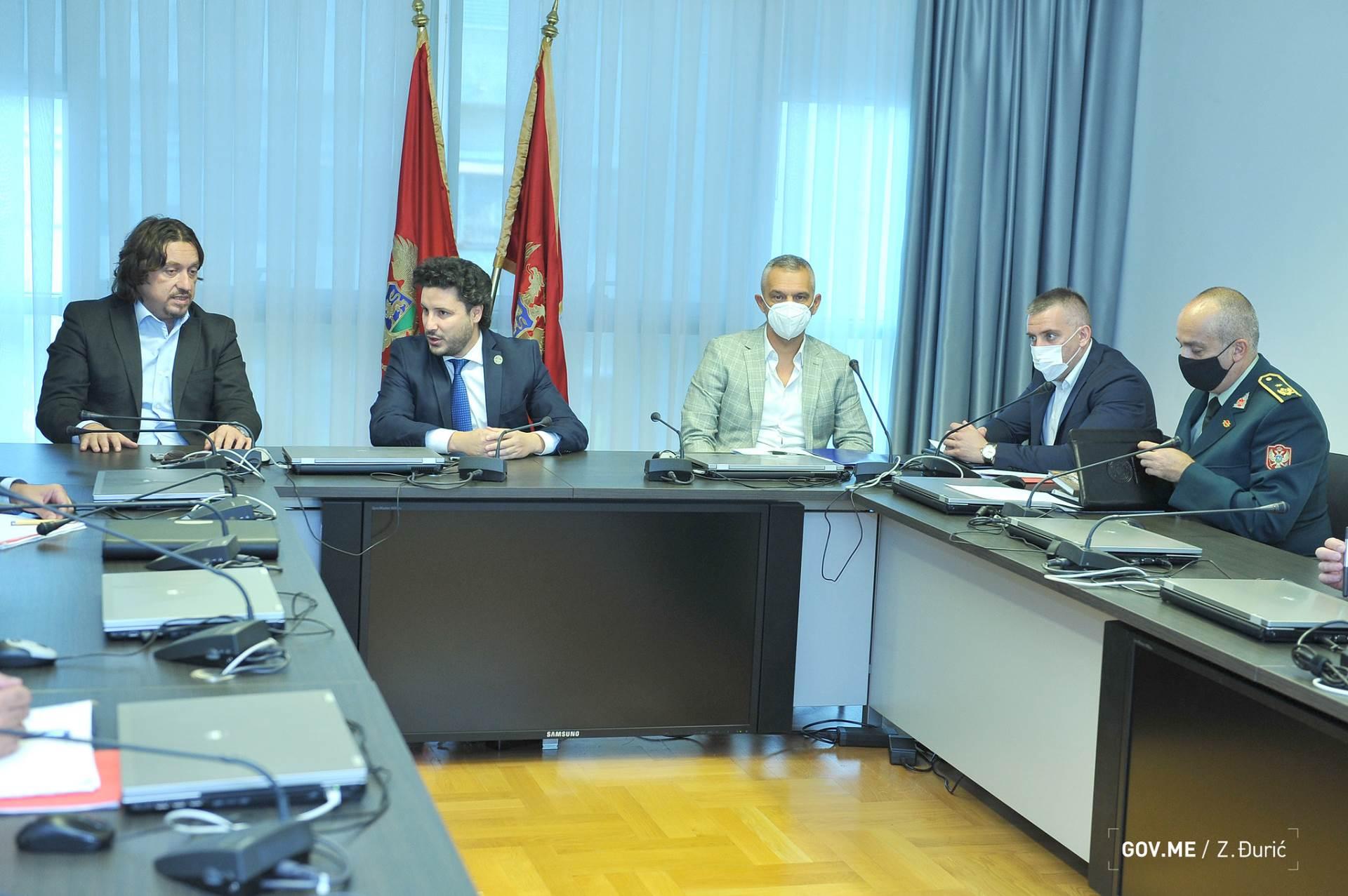 sjednica biroa za operativnu koordinaciju
